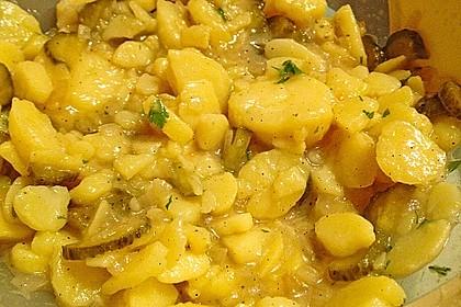 Schwäbischer Kartoffelsalat 60