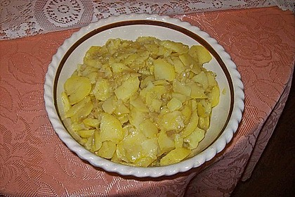 Schwäbischer Kartoffelsalat 21