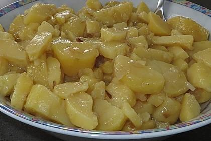 Schwäbischer Kartoffelsalat 9