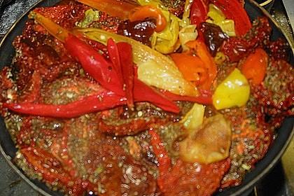 Tomaten in Öl 1