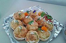 Muffins mit Räucherlachs