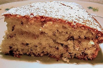 Ameisen - Joghurt - Gugelhupf