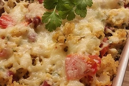 Brokkoli-Hirse mit Feta/Schafskäse 27