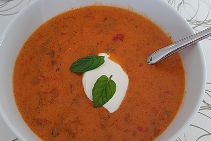Ajvar-Suppe 16