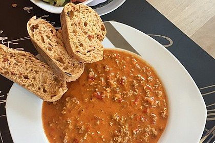 Ajvar-Suppe