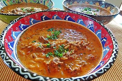 Ajvar - Suppe 6