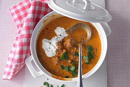 Ajvar - Suppe