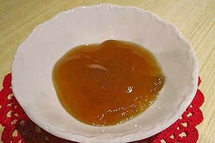 Stachelbeer - Marmelade mit Zimt und Zitrone 0