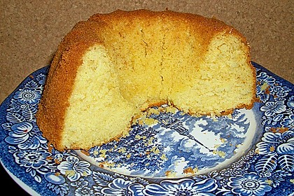 Omas Zitronenkuchen 9