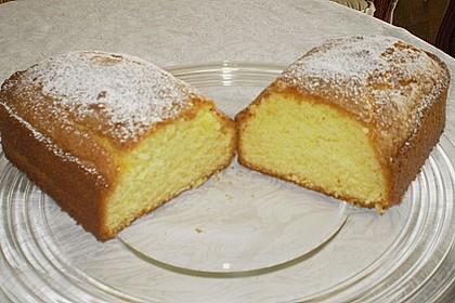 Omas Zitronenkuchen 11