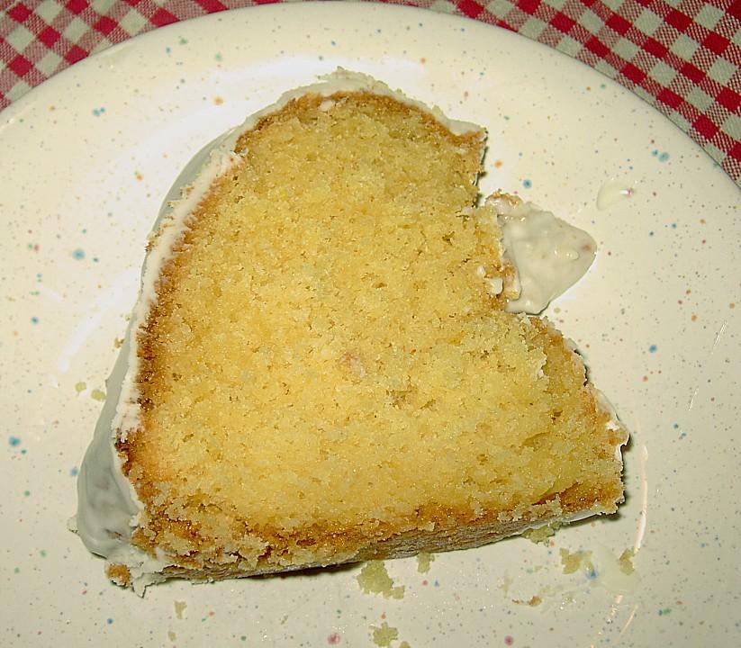 Omas Zitronenkuchen