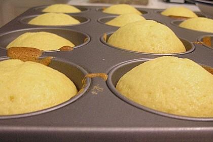 Zitronen - Sour - Cream - Muffins 26