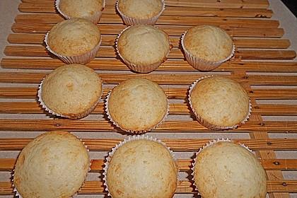 Zitronen - Sour - Cream - Muffins 23