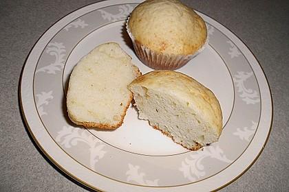 Zitronen - Sour - Cream - Muffins 24
