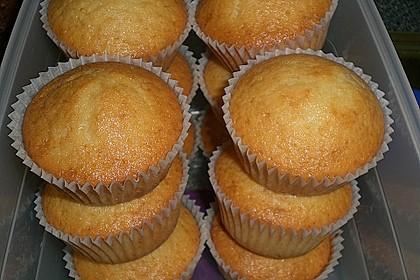 Zitronen - Sour - Cream - Muffins 14