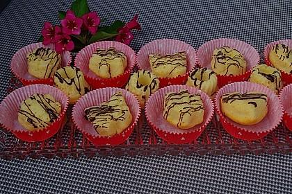 Zitronen - Sour - Cream - Muffins 11