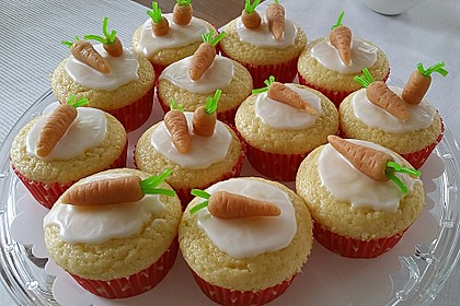 Zitronen - Sour - Cream - Muffins 17