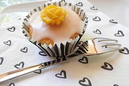 Zitronen - Sour - Cream - Muffins 9