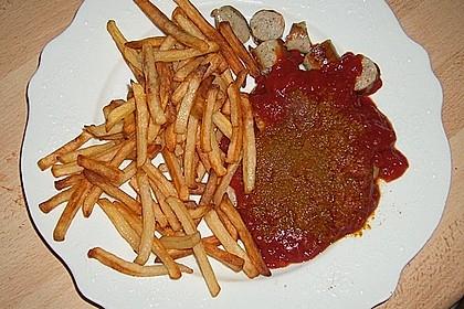 Currysauce für Currywurst 75
