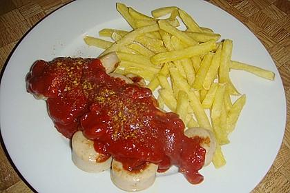 Currysauce für Currywurst 25