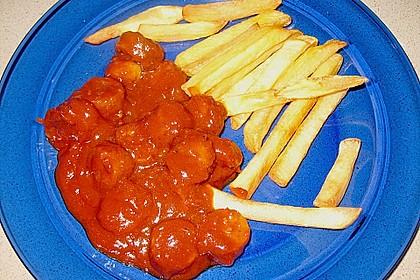 Currysauce für Currywurst 80