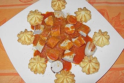 Currysauce für Currywurst 53