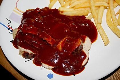 Currysauce für Currywurst 18