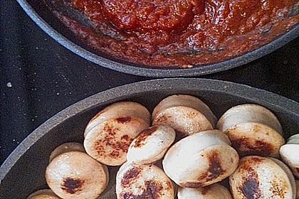Currysauce für Currywurst 81