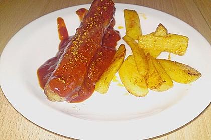 Currysauce für Currywurst 79