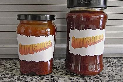 Currysauce für Currywurst 30