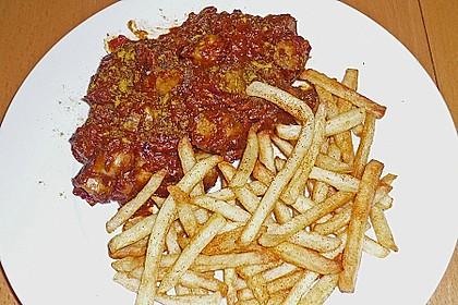 Currysauce für Currywurst 77