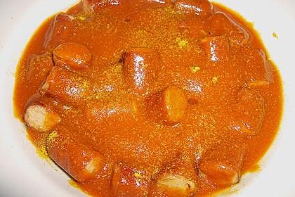 Currysauce für Currywurst 58