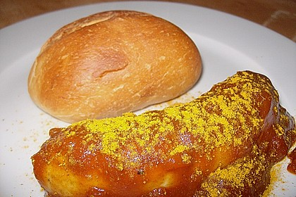 Currysauce für Currywurst 9