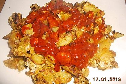 Currysauce für Currywurst 91
