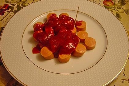 Currysauce für Currywurst 70