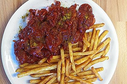 Currysauce für Currywurst 87