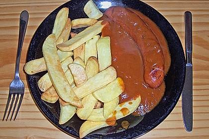Currysauce für Currywurst 85