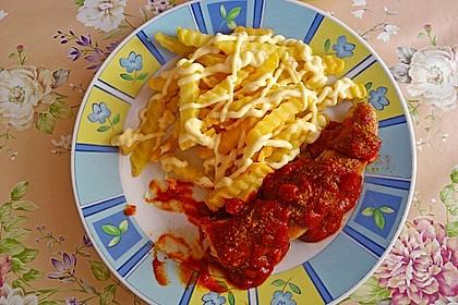 Currysauce für Currywurst 48