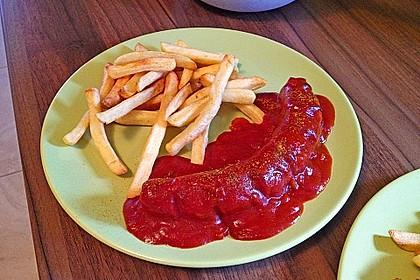 Currysauce für Currywurst 50