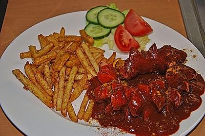 Currysauce für Currywurst 14
