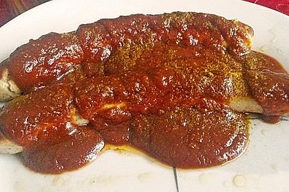 Currysauce für Currywurst 54