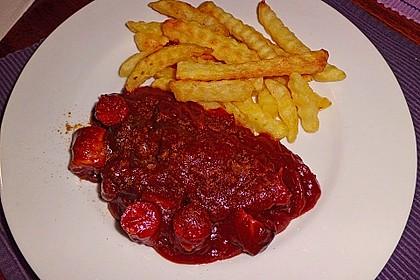 Currysauce für Currywurst 41
