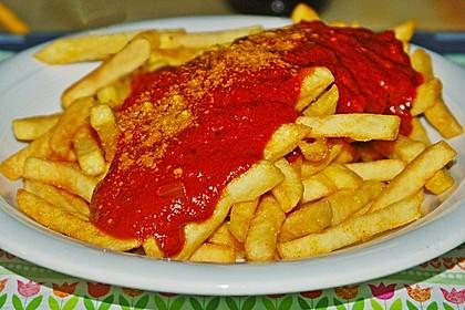 Currysauce für Currywurst 6