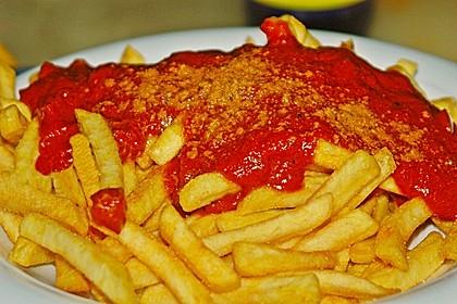 Currysauce für Currywurst 8