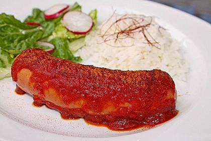 Currysauce für Currywurst 2