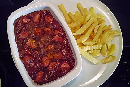 Currysauce für Currywurst 45