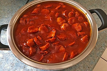 Currysauce für Currywurst 21