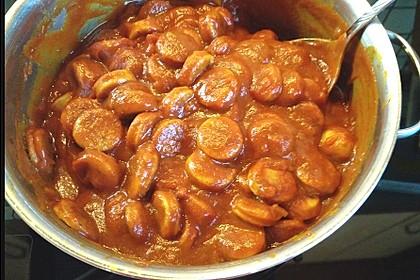 Currysauce für Currywurst 60