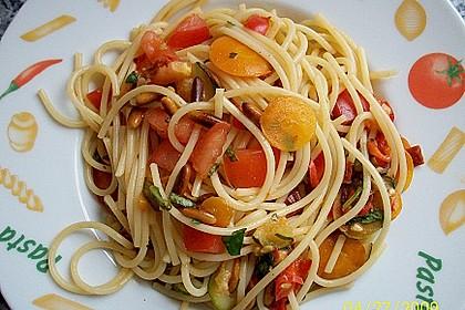 Antipasti - Spaghetti - Salat 2