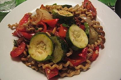 Antipasti - Spaghetti - Salat 15